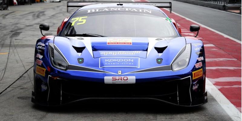 Persiapan Rio Hariyanto Hadapi Blancpain GT World Challenge Asia