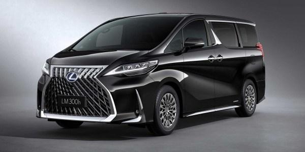 Masuk Indonesia, Lexus LM Tak Sampai Rp 2,5 Miliar!