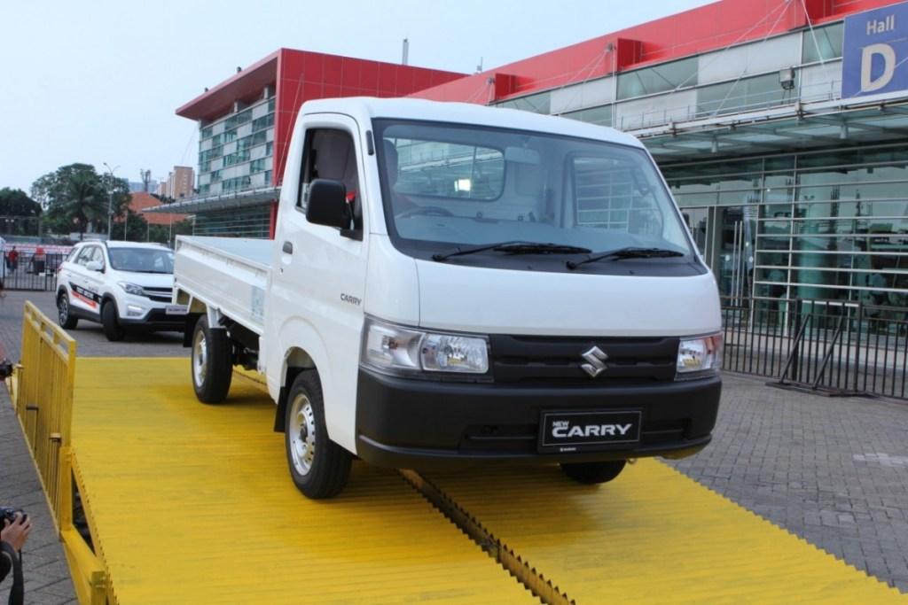 Inilah Mengapa New Suzuki Carry Pick Up Lebih Untung!