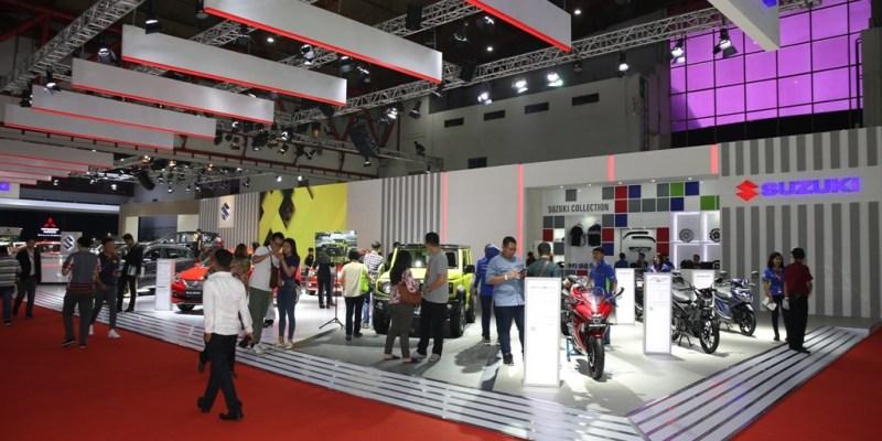 Suzuki Carry 'Ubahan' di Ajang Telkomsel IIMS 2018