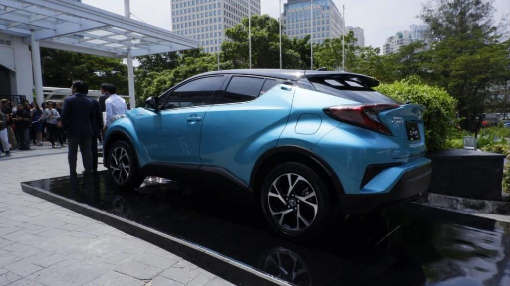 Toyota akan Investasi Mobil Listrik di Indonesia, Rp 28 Triliun!