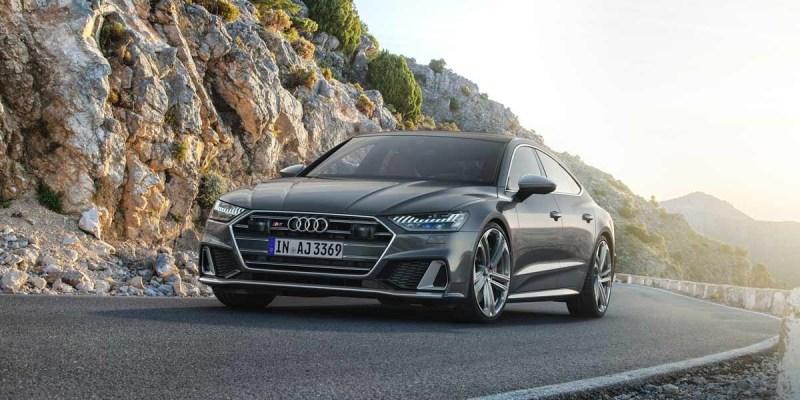 Audi S6 dan S7 Ada Tambahan EPC dan MHEV