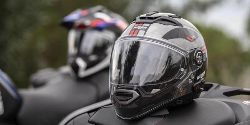 Nolan Luncurkan N702X dan N702GT 2019, Helm Multifungsi!