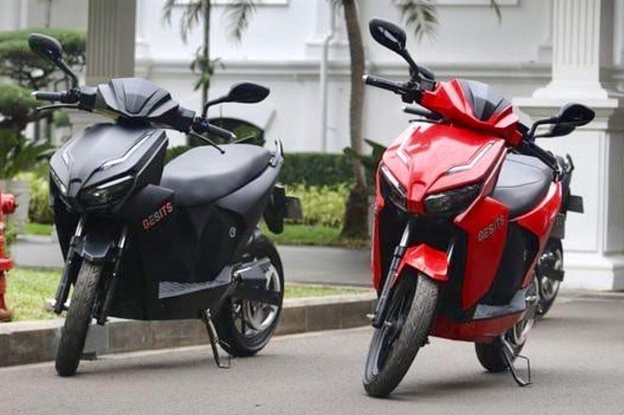 Motor Listrik Gesits Bisa Dipesan di IIMS 2019, Ini Harganya!
