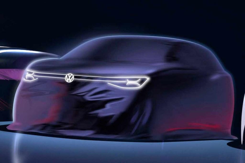 Volkswagen I.D. Roomzz, SUV Besar Bertenaga Listrik