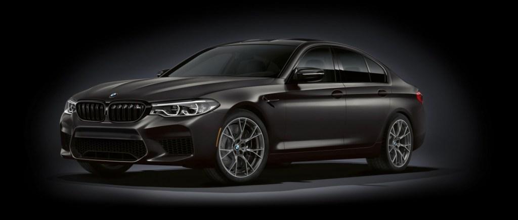 BMW M5 Edition 35 Years, Hanya 350 Unit!