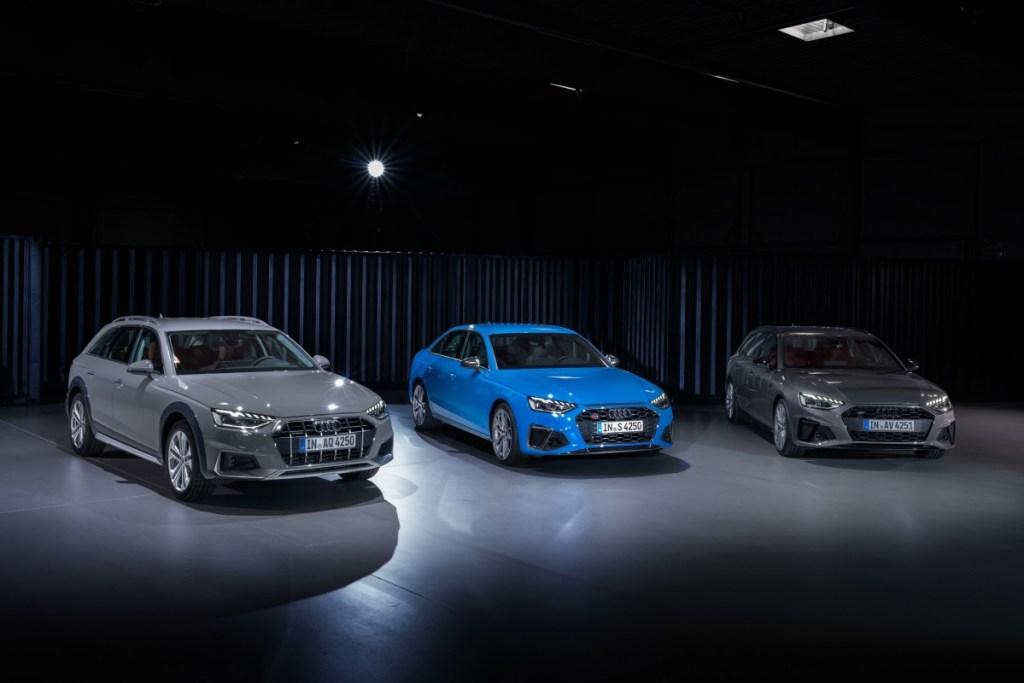 New Audi A4, Anda Pilih Mana?