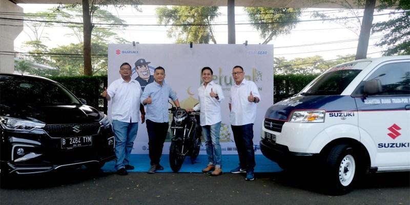 'Ketupat Mudik Ramadhan 2019', Suzuki Siapkan 162 Unit Towing