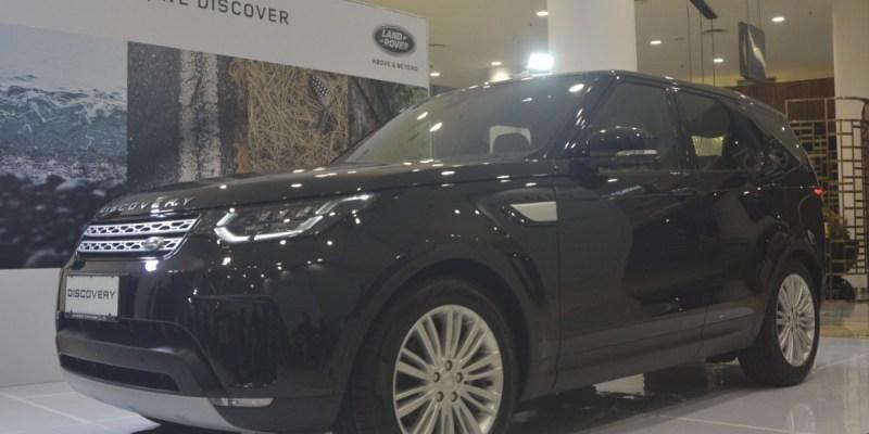 Land Rover Discovery 5 2.0-Liter Membidik Konsumen Muda
