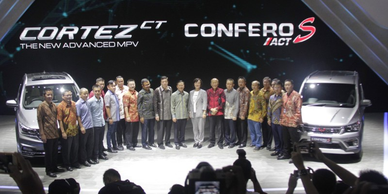 Cortez CT, Medium MPV Terlaris di Telkomsel IIMS 2019