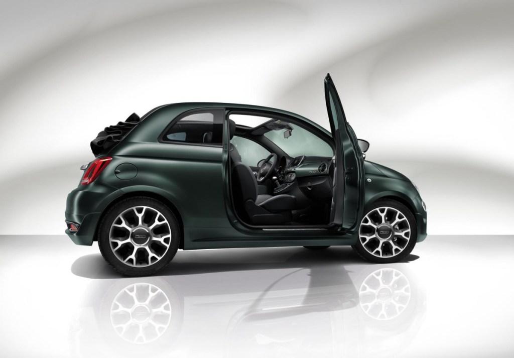 Fiat 500 Kini ada Versi Star dan Rockstar