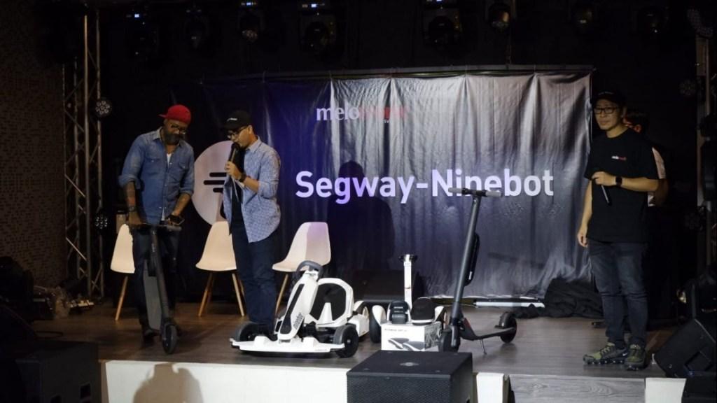Segway-Ninebot Mudahkan Pengguna MRT