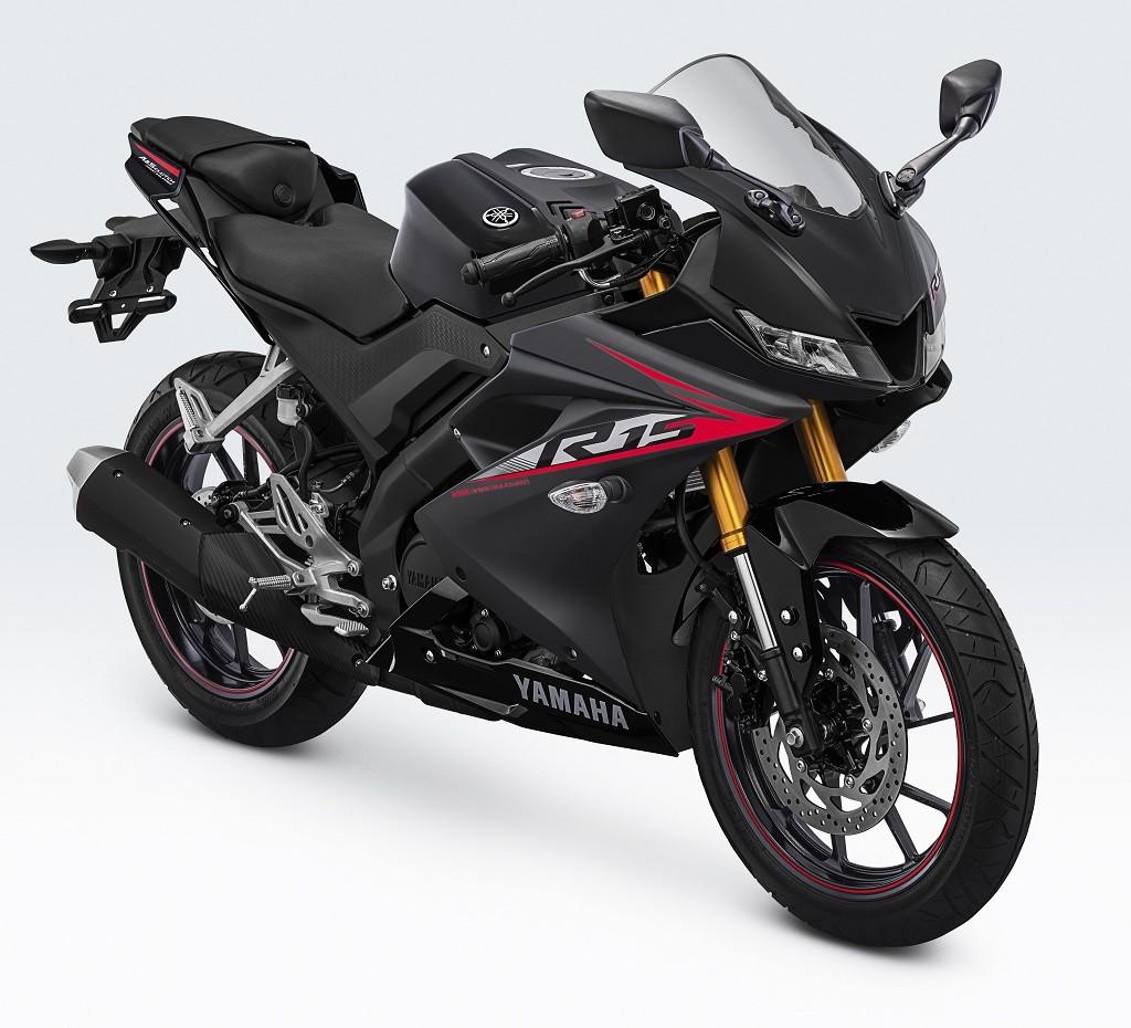 Lebih Keren, Yamaha All New R-15 Hadir dengan Warna Baru