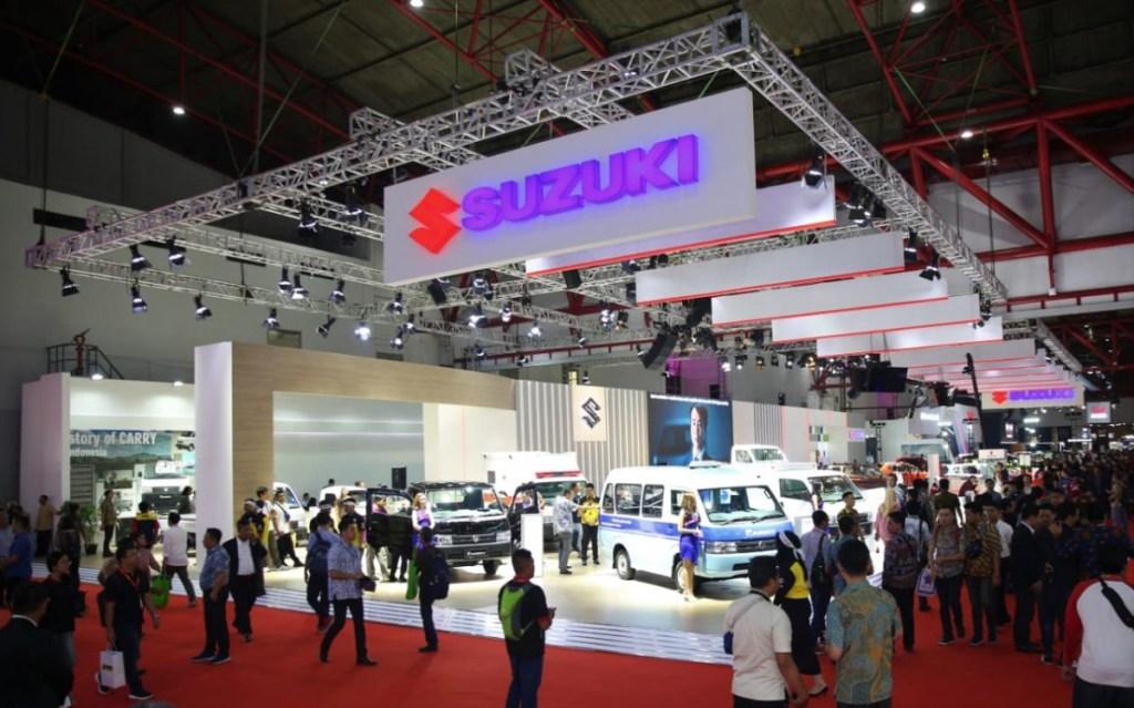 Suzuki Raih SPK 1.350 unit Selama IIMS 2019, Mobil Apa Paling Laku?