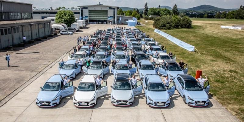 Hyundai Motor Undang 300 Orang ke Nürburgring