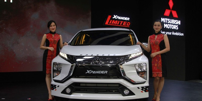 Mitsubishi Xpander Raih The Best Low MPV di IIMS 2019