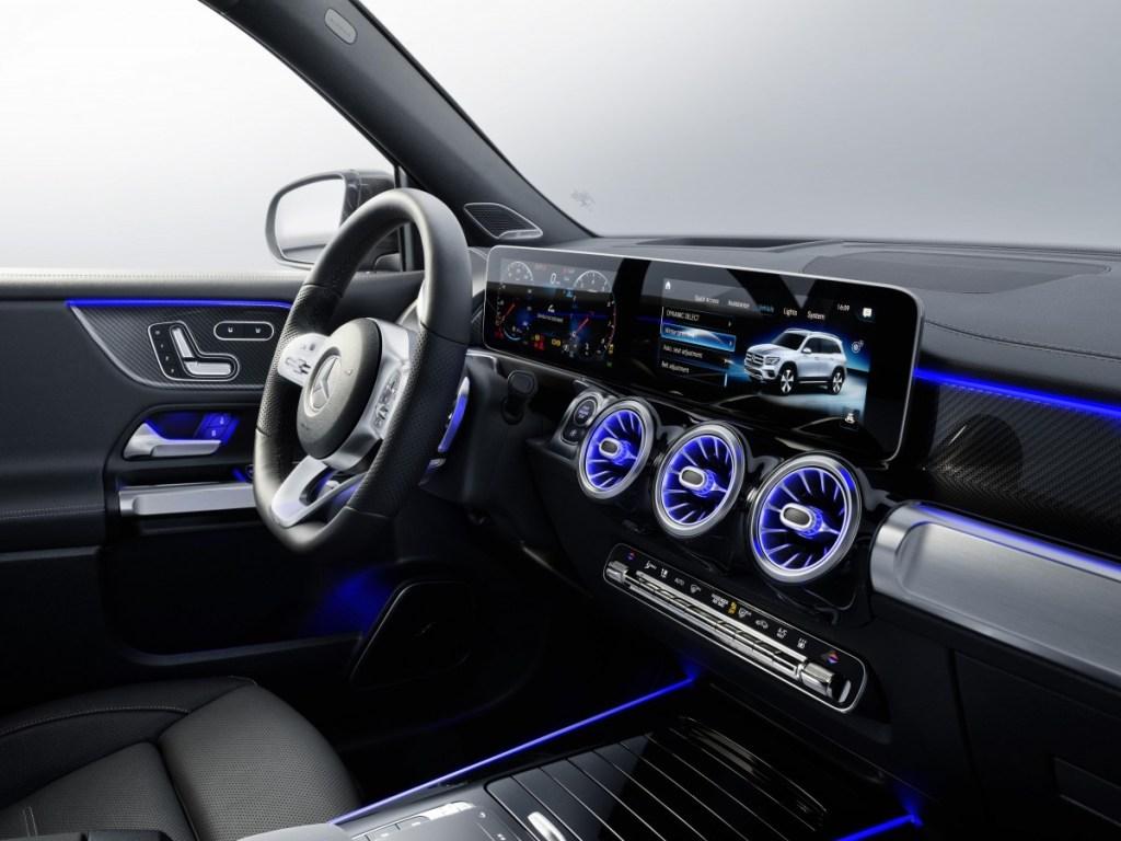 Mercedes-Benz GLB, Menambah Portfolio