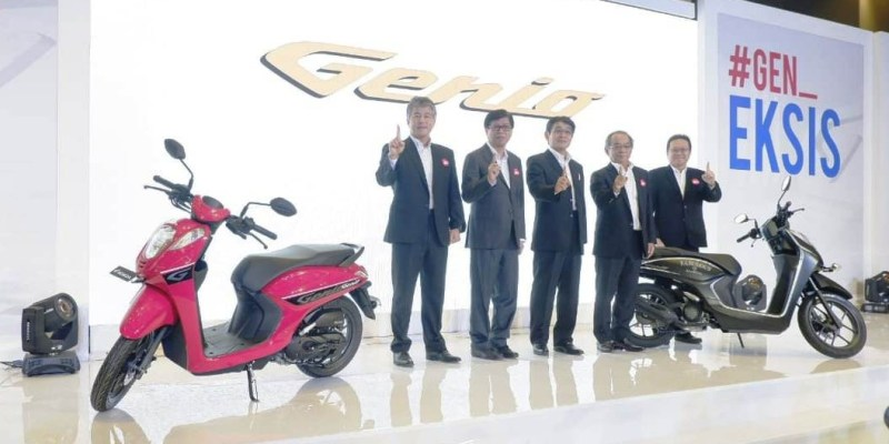 Honda Genio Dibanderol Rp 17 Jutaan, Apa Istimewanya?