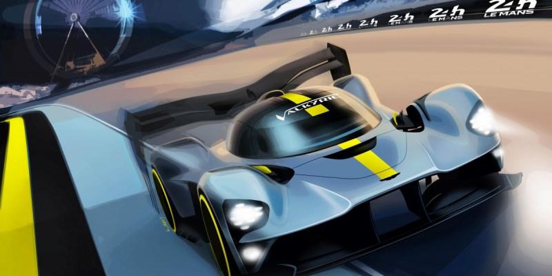 Aston Martin Valkyrie Disiapkan Ikut Le Mans 24 Hours