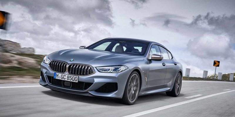 BMW Seri 8 Gran Coupe, 4 Pintu Tetap Menggiurkan
