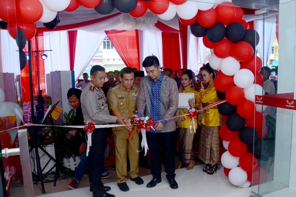 Perluas Pasar, Wuling Motors Buka Diler Kedua di Sumatra