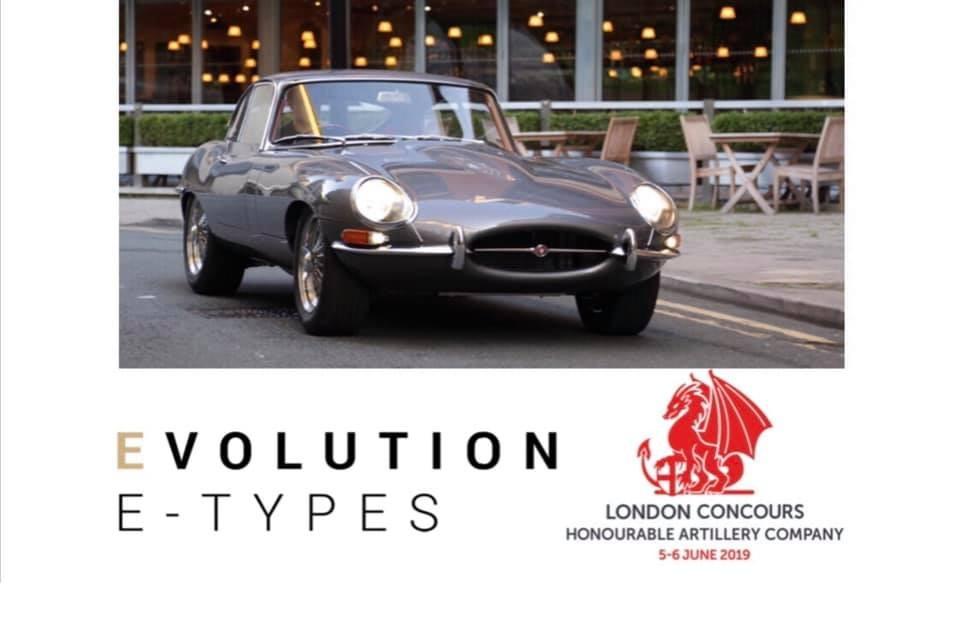 Evolution E-Type Spesialis Pembuat Jaguar E-Type