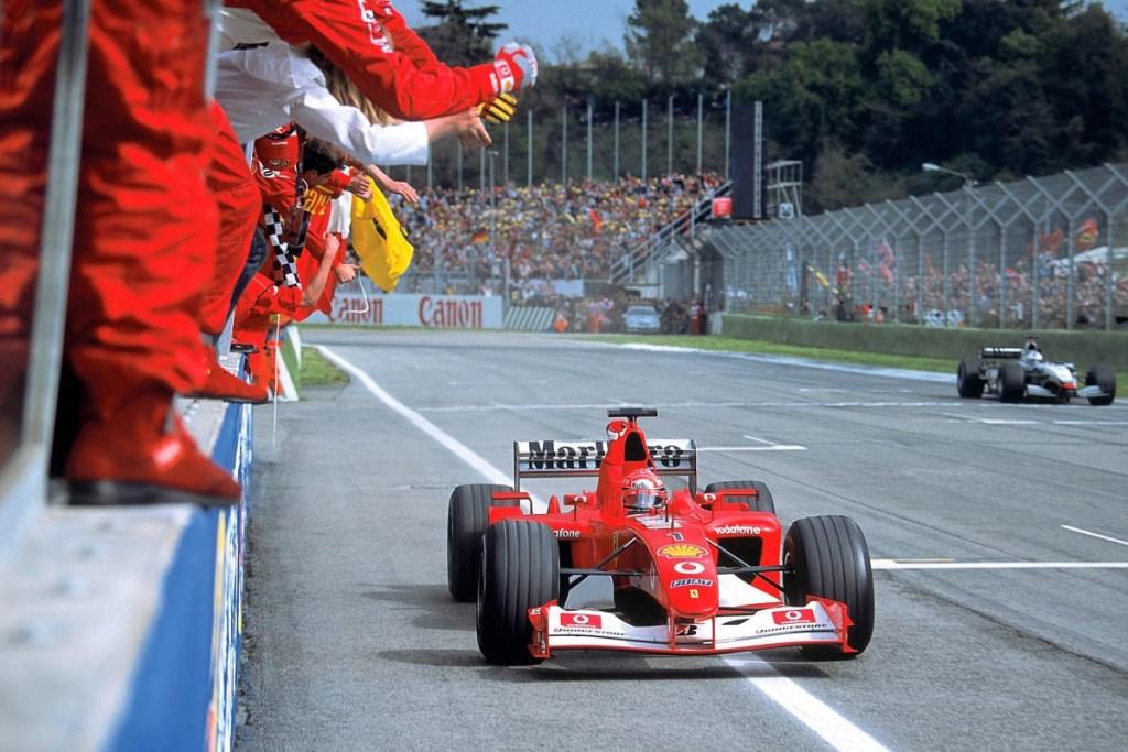 Ferrari F2002 Legendaris Ini Akan Dilelang