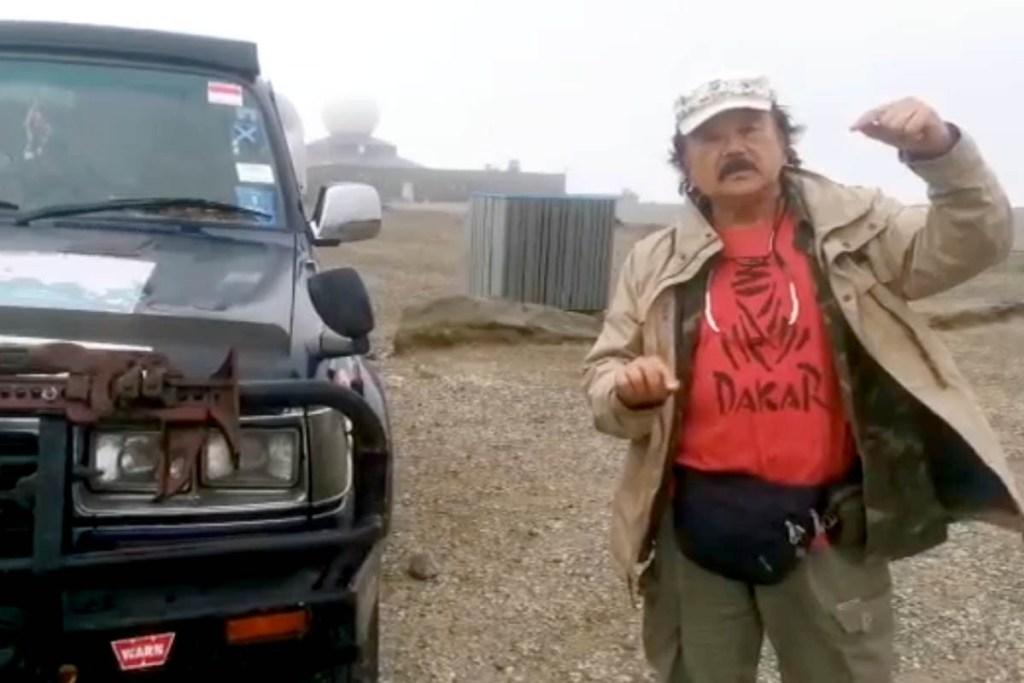 'Happy Go Lucky Expedition', Pria Indonesia Ini Singgah di Kutub Utara
