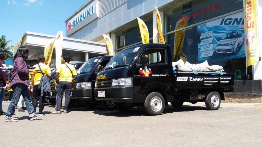 Mei 2019 Penjualan New Suzuki Carry Pick Up Kuasai Segmen 55,2%