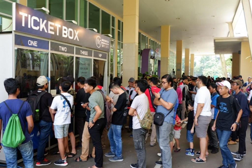 Presale Ticket Indonesia Modification Expo 2019, Banyak Untungnya!