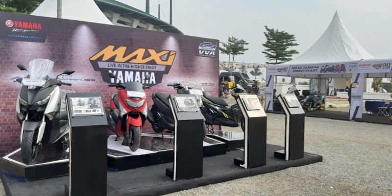 Maxi Yamaha Day Singgah di Kota Palembang