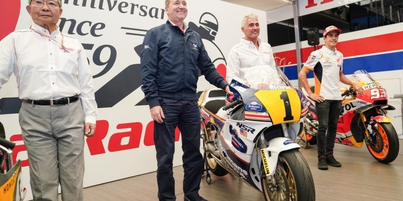 MotoGP Belanda 2019 Jadi Momen Perayaan 60 Tahun Honda Racing