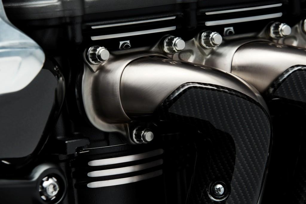 Triumph Rocket 3 TFC, Sudah Ludes Terpesan!