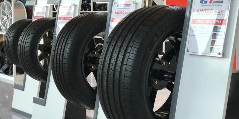 GT Radial Dukung Perkembangan Teknologi Otomotif di GIIAS 2019