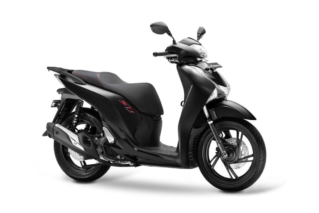 Ada Warna Baru, Harga Honda SH150i Jadi Rp 41,9 Juta