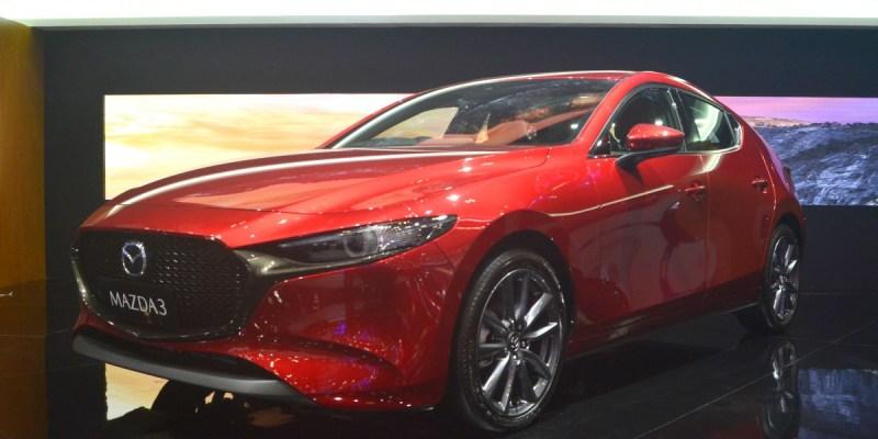 Ini Dia Sosok All New Mazda3 di GIIAS 2019