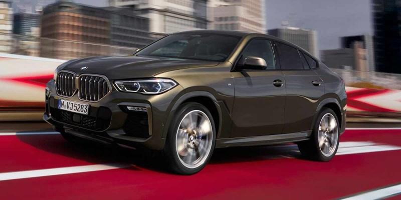 Generasi Terbaru BMW X6, Penasaran Keunggulannya?