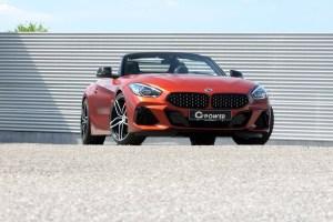 BMW Z4 Hasil Racikan Tuner G-Power, Mau?