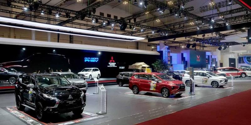 Mitsubishi Catat 4.909 SPK Selama GIIAS 2019
