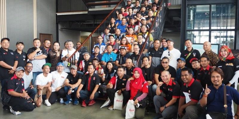 Halal Bihalal dan Deklarasi FK3O Jakarta