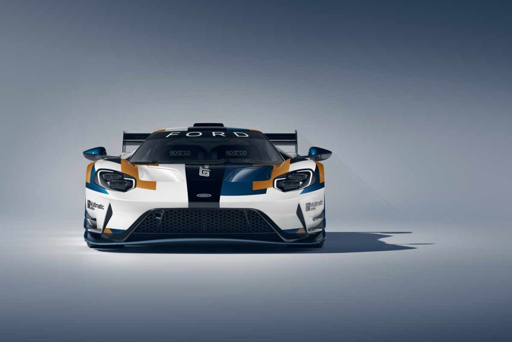 Ford GT Mk II Gemparkan Goodwood Festival of Speed 2019