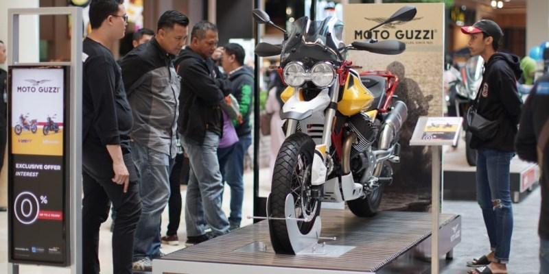 Moto Guzzi V85TT Resmi Hadir di Indonesia, Ini Harganya!