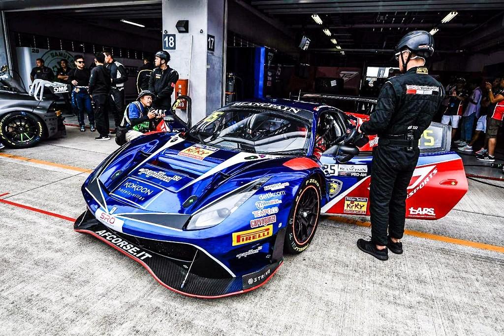 T2 Motorsports Gagal Mencetak Poin di Race ke-2