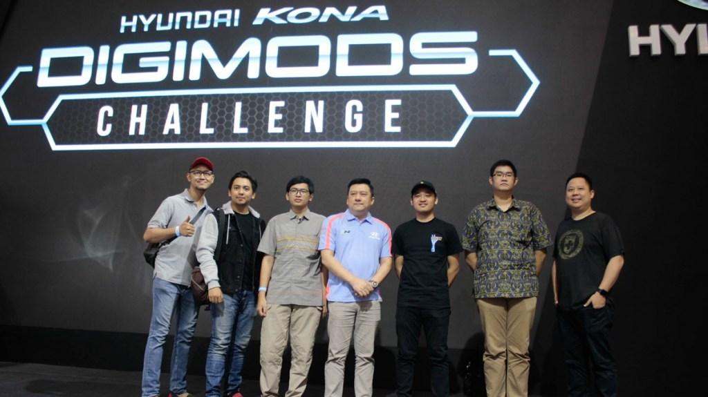 Hyundai Kona Digimods, Tantang Kreativitas Milenial