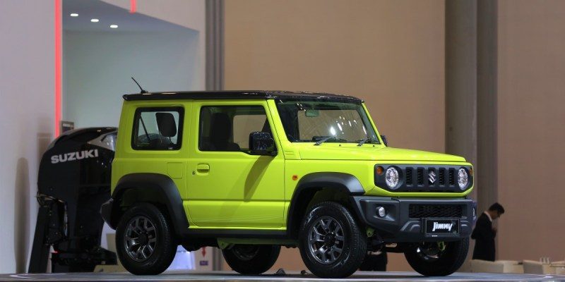 "Jimny Usung Konsep ""Functional Beauty, Designed for Professionals"""