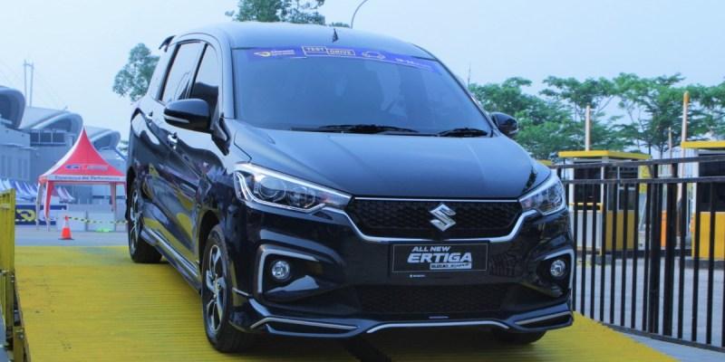 Bikin Penasaran, Suzuki All New Ertiga Favorit Pengunjung GIIAS 2019