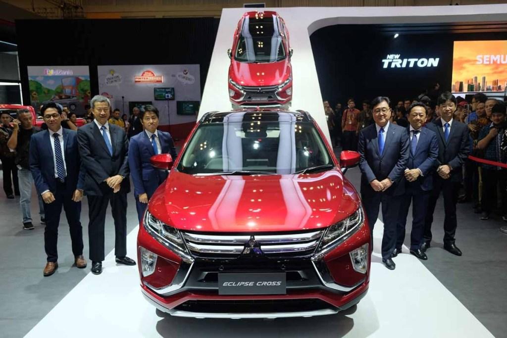 Tiga Produk Terbaru Mitsubishi di GIIAS 2019, Ini Dia Harganya