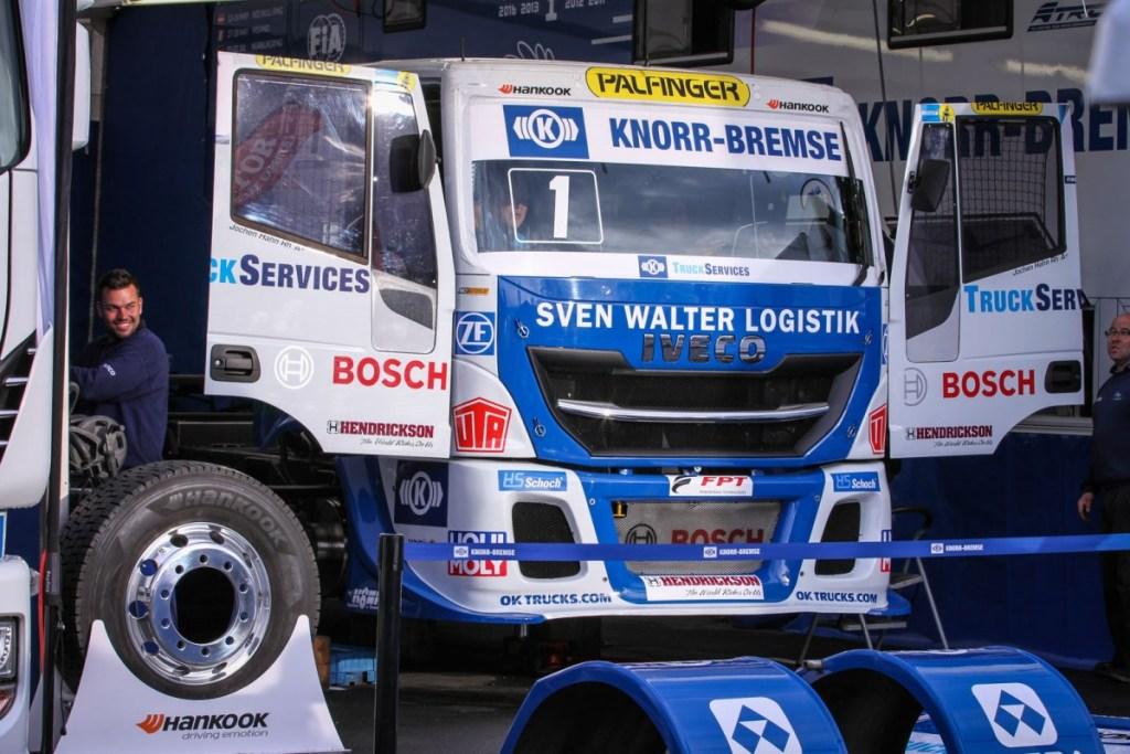 Hankook Kembali Ikut Ramaikan Balapan Truk di Nurburgring