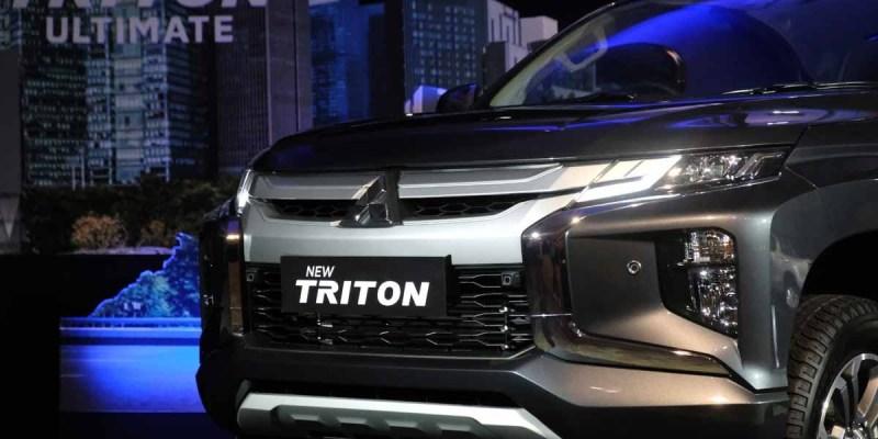 Suasana Peluncuran All-New Mitsubishi Triton