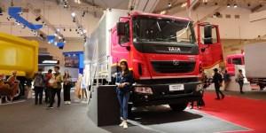 Tata Prima 3123.T 8×2 Diluncurkan di GIIAS 2019